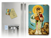 Our Lady of China Magnet
