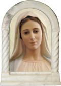 Our Lady of Medjugorje Desk Shrine