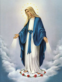 Our Lady of Grace Print