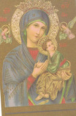 Our Lady Of Perpetual Help Blank Card