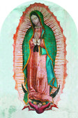 Our Lady of Guadalupe Arched Magnet