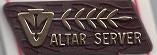Altar Server Lapel Pin