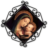 Our Lady of Good Counsel Votive Candle Holder