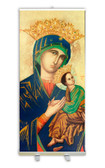 Mother of Perpetual Help Banner Stand