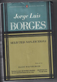 Borges: Selected Non-Fictions Paperback