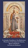 Saint Joseph Prayer for the Church and Clergy