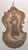 St. Francis Holy Water Font