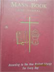Used Book: Parish Mass Book and Hymnal (1965)