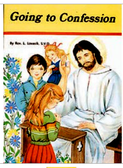 Going to Confession Children's Book