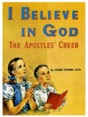 I Believe in God Children's Book