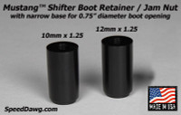 Mustang™ Shifter Boot Retainer for Narrow Boot Opening