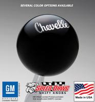 Chevelle Emblem Shift Knob