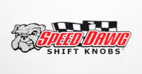 Speed Dawg Shift Knobs decal