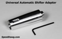 Universal Automatic Shifter Adapter