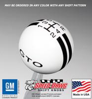 GTO Rally Stripe Shift Knob