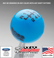 Mustang Boss 302 Shift Knob with Inlaid Shift Pattern