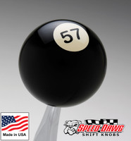 57 Pool Ball Shift Knob