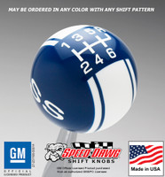 SS Logo Racing Stripe Shift Knob