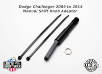 Dodge Challenger 2009 to 2014 Manual Shift Knob Adapter