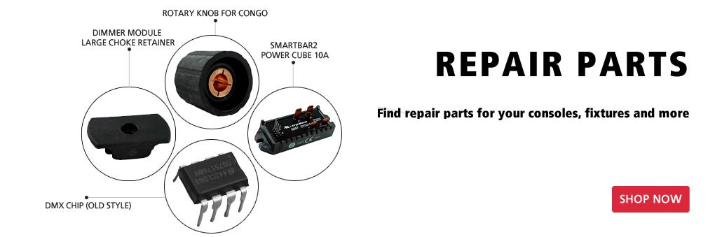 ETC Repair parts