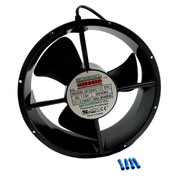 "Sensor 10"" Fan and Harness"