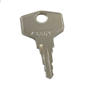 Key for Paradigm LCD Locking Cover