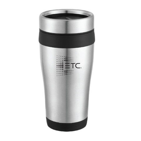 ETC Steel Tumbler - Black