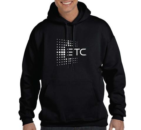 ETC Hooded Sweatshirt - Black