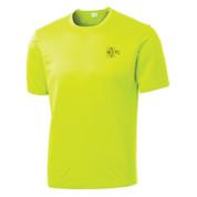 ETC Sport-Tek Competitor tee - Neon Yellow