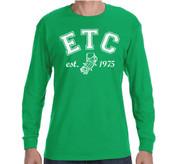 ETC Long Sleeve Tshirt - Classic Logo