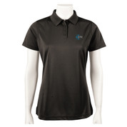 ETC Women's polo - Black