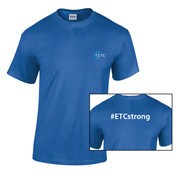 #ETCstrong Tshirt
