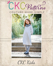 Kamry's Cowl Neck Dress and Top PDF Pattern