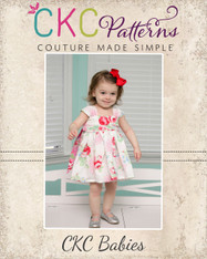 Maxine's Baby Top, Dress, and Maxi PDF Pattern