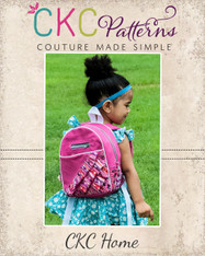 August's All-Purpose Backpack PDF Pattern