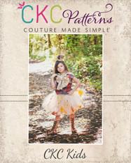 Rachel's ISpy Tulle Skirt PDF Pattern