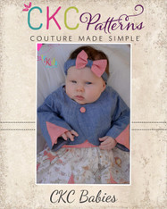 Bertie's Baby Bolero PDF Pattern