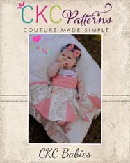 Gretchen's Baby Godet Dress PDF Pattern