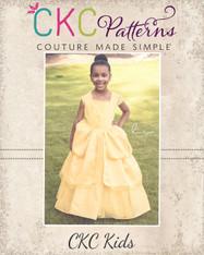 Brielle's Ball Gown PDF Pattern