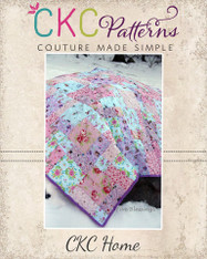 Nicola's Nine-Patch Quilt Top PDF Pattern