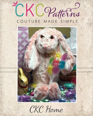 Floppy's Stuffed Bunny PDF Pattern