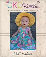 Briar's Babies Beautiful Top, Dress, Maxi and Romper PDF Pattern