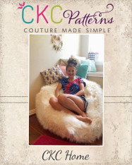 Caden's Storage Bean Bag PDF Pattern