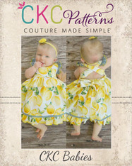 Avonlea's Babies Amazing Dress PDF Pattern
