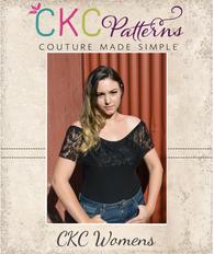 Yolanda's Women's Everyday Bodysuit PDF Pattern