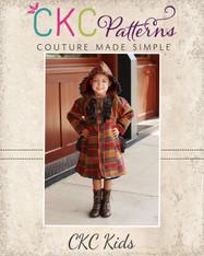 Carlyn's Fancy Flair Coat PDF Pattern