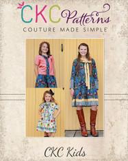 Talia's Tie Dress & Top PDF Pattern