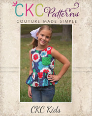 Marcella's Comfortable Top and Dress PDF Pattern
