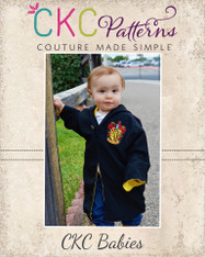 Malcolm's Baby Character Robe PDF Pattern