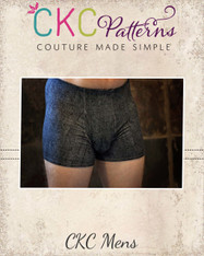 Tyson's Men's Boxer Briefs PDF Pattern